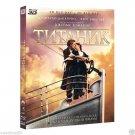 Титаник/Titanic (Blu-ray 3D+2D, 2012, 4-Disc Set) Russian,English,Czech,Ukranian
