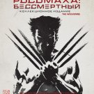 The Wolverine (Blu-ray 3D+2D,2013) Russian,English,French,Czech,Turkish