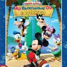 Mickey Mouse Clubhouse - Mickey's Big Splash (DVD) Rus,Eng,Danish,Polish,Finnish