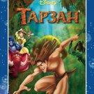 Tarzan/ Тарзан (DVD, 2000) Russian,English,Polish,Lithuanian,Latvian