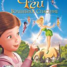 *NEW* Tinker Bell and the Great Fairy Rescue (DVD) English,Russian,Polish,Hebrew