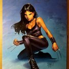 X-23 Wolverine X-Men Marvel Comics Poster by Billy Tan