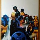 Astonishing X-Men Marvel Comic Poster by John Cassady