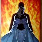 Emma Frost X-Men Marvel Comics Poster by John Cassady