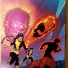 New Mutants Marvel Comics Poster by Bob McLeod