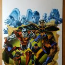 Original X-Men Marvel Comic Poster by John Watson