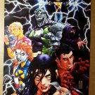 New X-Men X-23 Marvel Comics Poster by Mark Brooks