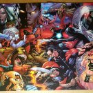 Uncanny X-Men 475 Marvel Comic Poster by Billy Tan