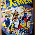 Uncanny X-Men 126 Storm Wolverine Cyclops Marvel Comics Poster by Dave Cockrum
