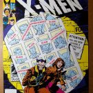 Uncanny X-Men 141 Wolverine Jean Grey Marvel Comics Poster by John Byrne