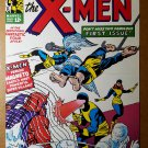 Vintage X-Men Vs Magneto 1 Marvel Comics Poster by Jack Kirby