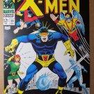 X-Men 39 Cyclops Angel Beast Iceman Jean Grey Marvel Poster by George Tuska