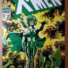 X-Men 50 Polaris Marvel Comics Poster by Jim Steranko