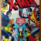 X-Men Vs X-Men 100 Marvel Comic Poster by Dave Cockrum