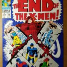 The End of X-Men 46 Vs Juggernaut Marvel Comic Poster by Don Heck