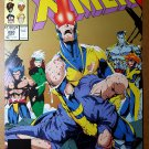 Uncanny X-Men 280 Cyclops Rogue Wolverine Colossus Marvel Poster by Andy Kubert