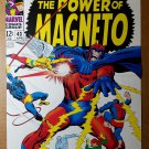 X-Men 43 Vs The Power of Magneto Marvel Poster by John Buscema