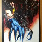 Wolverine Insanity Logan X-Men Marvel Comics Poster by Bill Sienkiewicz