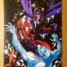 Magneto Vs Iceman X-Men Marvel Comics Mini Poster by Phil Hester
