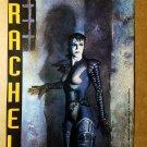 Rachel X-Men Marvel Comics Mini Poster by John Bolton