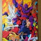 X-Men Avengers Marvel Comics Mini Poster by Carlos Pacheco
