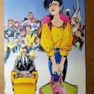 X-Men Jubilee X-Men Marvel Comics Mini Poster by Joe Madureira
