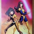 Uncanny X-Men 460 X 23 Psylocke Marvel Comic Poster by Randy Green