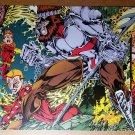 Ahab & Rachel Marvel Comics Poster by Hen Lashley