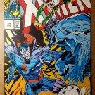 X-Men #27 Rogue Beast Sinister Marvel Comics Poster by Richard Bennett