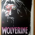 Wolverine Logan Marvel Comics Poster by Adam Kubert