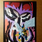 Magneto Vs Angel X-Men Marvel Comics Mini Poster by Tim Sale