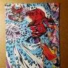Magneto X-Men Marvel Comics Mini Poster by Ian Churchill