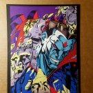 Mr Sinister X-Men Marvel Comics Mini Poster by Ken Lashley