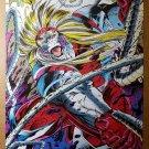 Omega Red Arkady Rossovich X-Men Foe Villain Marvel Comics Poster by Adam Kubert