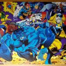 X-Men Wolverine Cable Colossus Beast Rogue Jean Grey Marvel Poster Greg Capullo