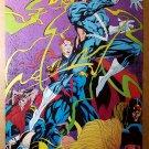 Quicksilver X-Factor defeated Marvel Comics Poster by Joe Quesada