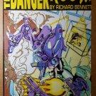 The Danger Room Marvel Comics Poster by Richard Bennett