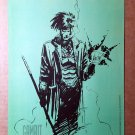 Gambit X-Men Marvel Comics Mini Poster by Lee Weeks