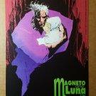 Magneto and Luna X-Men Marvel Comics Mini Poster by Jae Lee