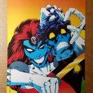 Mystique Night Crawler X-Men Marvel Comics Mini Poster by Joe Madureira