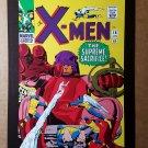 X-Men 16 Marvel Comics Mini Poster by Jack Kirby