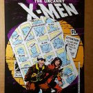 Wolverine Wanted X-Men Marvel Comics Mini Poster by John Byrne