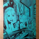 X-Men Marvel Comics Mini Poster by Dwayne Turner