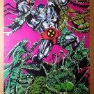 Colossus Vs Brood X-Men Marvel Comics Poster by Joe Madureira