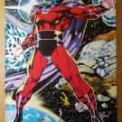 Magneto Erik Hansen Earth Space Mutant Genesis Marvel Comics Poster by Jim Lee
