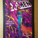 Storm X-Men Life Death Marvel Comics Mini Poster by Chris Claremont