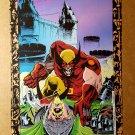 Wolverine X-Men Mini Poster by Andy Kubert