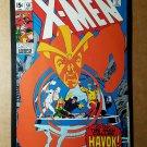 X-Men 58 Iceman Vs Havok X-Men Marvel Comics Mini Poster by Neal Adams