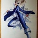 Avengers Mockingbird Marvel Comic Poster by Jelena Kevic Djurdjevic