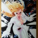 Cloak and Dagger 1 Marvel Comics Poster by Mark Brooks